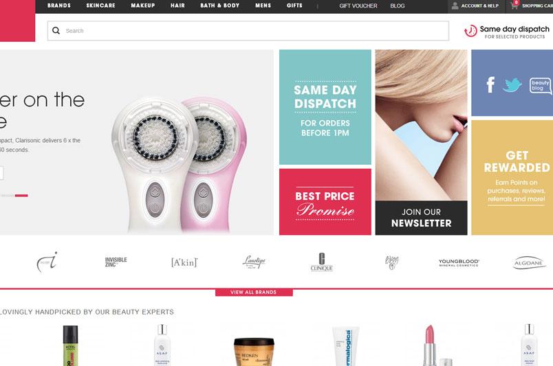 ブランドサイトとECサイトの統合が容易なインターフェースを採用。ブランドを効果的に売り上げにつなげるような導線設計が可能です。